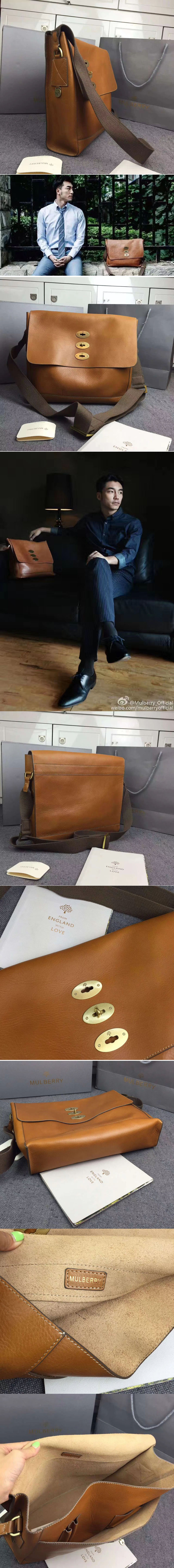 Replica Mulberry Brynmore Messenger Bags 562558 Oak