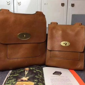 Replica Mulberry Antony Natural Leather Bags 618425 Oak