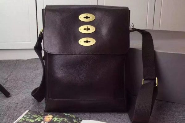 Replica Mulberry Brynmore Messenger Bags 773740 Chocolate