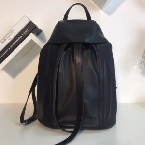 Replica Loewe Rucksack Small Backpack bags Original Leather Black