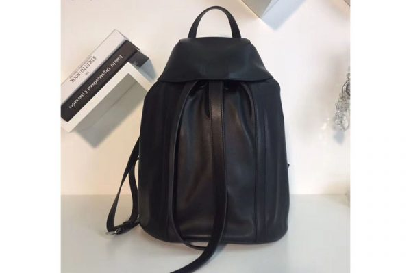 Replica Loewe Rucksack Small Backpack bags Original Leather Black