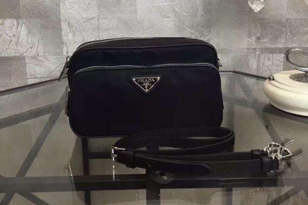 Replica Prada BT1010 Nylon Bags Black