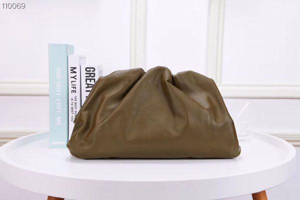 Replica Bottega Veneta 567560 The Pouch Bags Kahai Butter Calf Leather