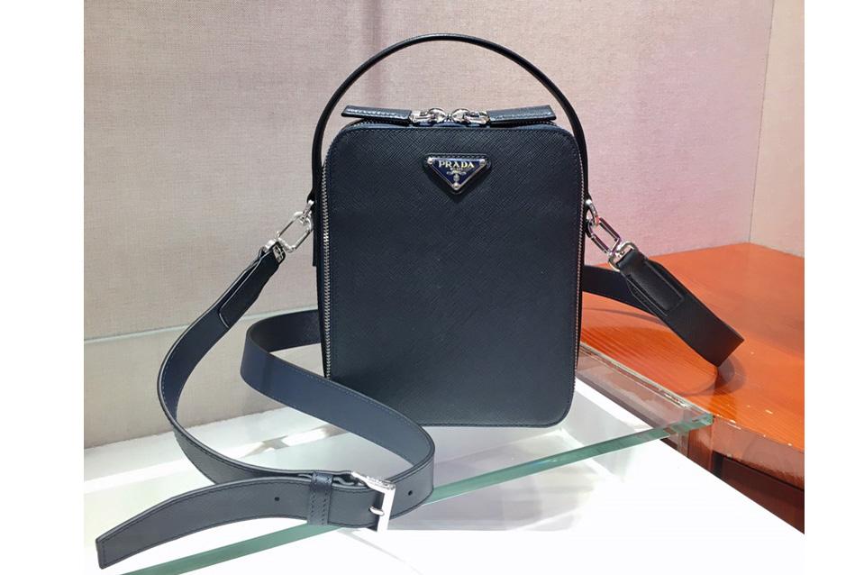 Brique Saffiano Leather Bags
