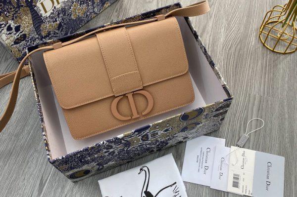 Replica Dior 30 M9203 Montaigne Bag in Blush Grained Calfskin