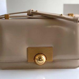 Replica Bottega Veneta 578009 BV classic Shoulder bag in Light Pink Calf Leather