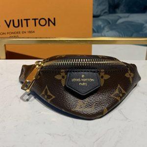 Replica Louis Vuitton M6562A LV Party Bumbag bracelet in Monogram Canvas