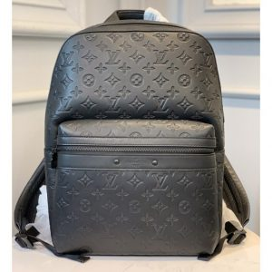 Replica Louis Vuitton M44727 LV Sprinter Backpack in Monogram Shadow Leather
