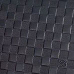 Damier Infini Leather