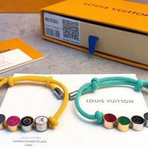 Replica Louis Vuitton M68263 LV Colors Bead bracelet