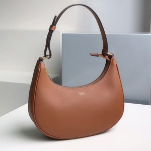 Replica Celine 193953 Ava Bag in Vintage Tan smooth calfskin