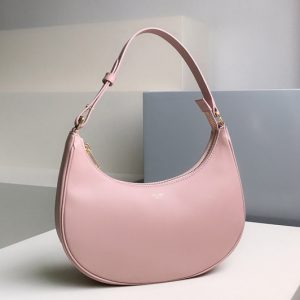 Replica Celine 193953 Ava Bag in Vintage Pink smooth calfskin