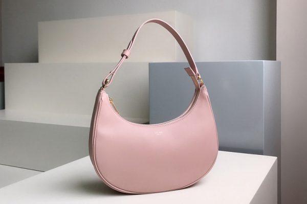 Replica Celine 193953 Ava Bag in Vintage Pink smooth calfskin